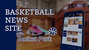 バスケットボールニュースサイト
