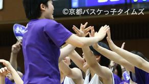 紫野1点差勝利【近畿高校女子】
