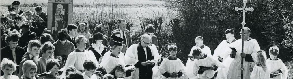 Resultado de imagem para litany saints rogatio