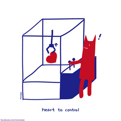 HEART TO CONTROL