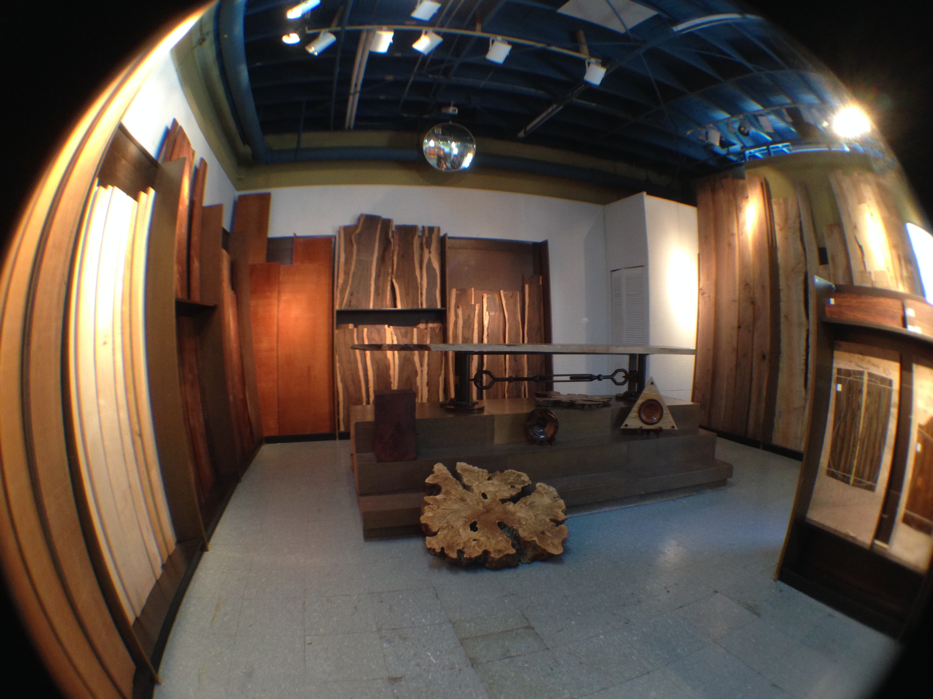 Inside Showroom