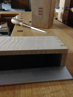 Maple Box Joint