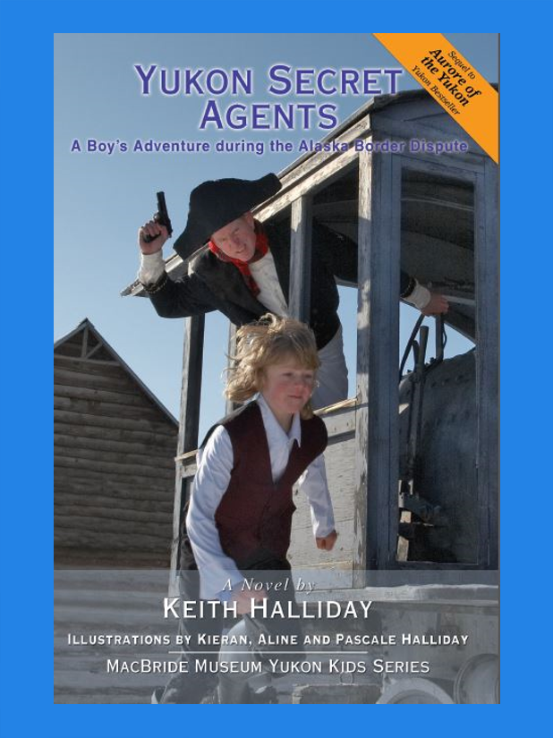 Yukon Secret Agents