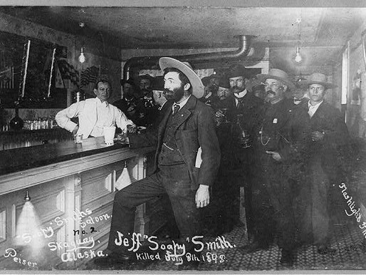 Episode 11  - Soapy Smith, the uncrowned King of Skagway