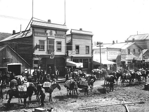 Episode 15  - Boom Town Dawson City