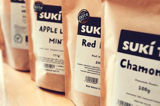 Suki teas
