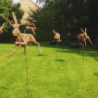 Hannah Bennett Sculpture Garden