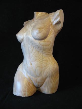Ash Nude