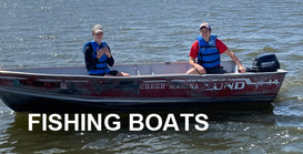 Boats with Motors (4 passenger) Must be 18 years or older to rent.  $40 first hour  $15 ea. addt'l hour  $90 maximum per day + tax  All rentals include gas, life jackets and oars.