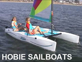 SAILING EXPERIENCE REQUIRED  Hobie 13' Wave $40+tax / 1 hour $150+tax / full day  Hobie 16.5 Getaway $50+tax / 1 hour $200+tax / full day