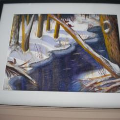 Judith Sophie Watercolour Art