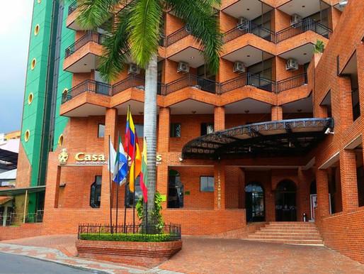 Sector hotelero, gran beneficiado con la realización del Panamericano de Patinaje en Ibagué