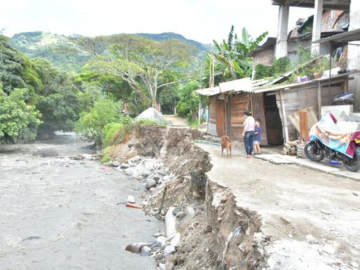 Alcaldía de Ibagué intervendrá seis puntos críticos de la ciudad afectados por las lluvias