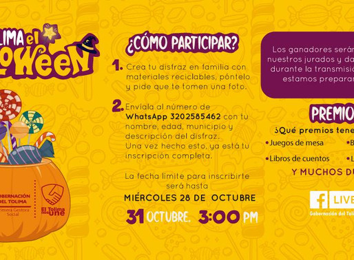 La Gobernación del Tolima ya tiene todos los premios preparados para celebrar el día de los niños