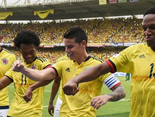 Conmebol confirmó los horarios de los partidos de la Selección Colombia ante Perú y Argentina
