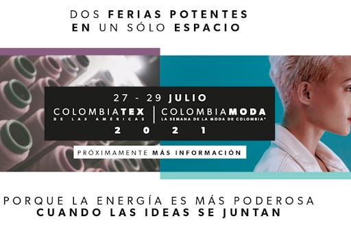 Colombiamoda y Colombiatex una oportunidad para visibilizar las marcas del Tolima