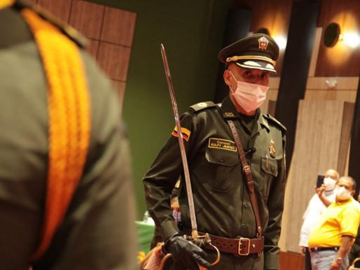Policía Tolima tiene nuevo Comandante