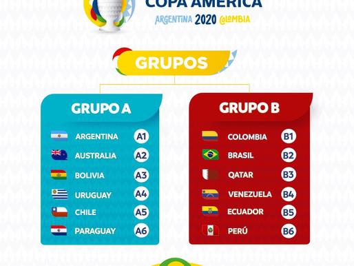 Colombia iniciará la Copa América en Bogotá