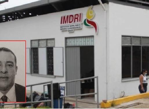 Imputado extesorero del IMDRI como presunto responsable de los delitos de peculado y falsedad en doc