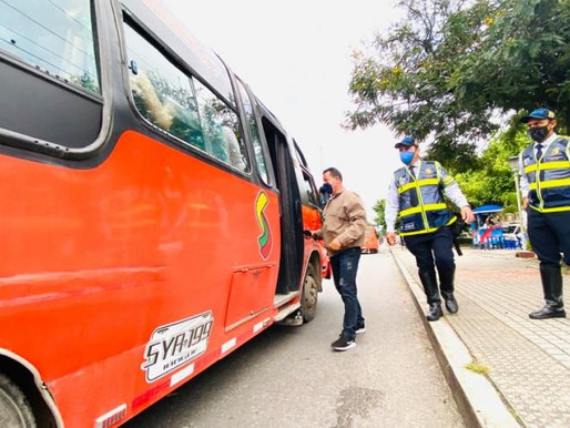 El transporte público colectivo tendrá horario extendido durante 'Ibagué Despierta' hasta 12pm