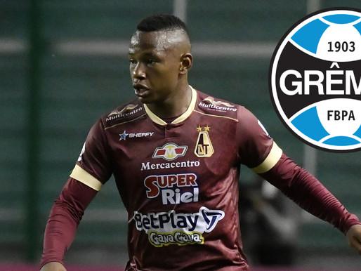 Jaminton Campaz deja Tolima y se va al fútbol brasileño