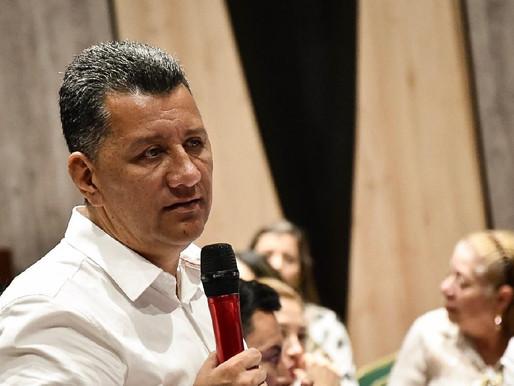 """Gobernador del Tolima dice que """"No hay sintonía con la Policía del Tolima"""""""