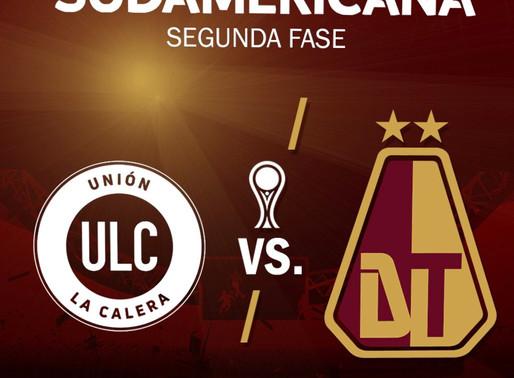 Unión La Calera de Chile, rival del Deportes Tolima en la Copa Sudamericana
