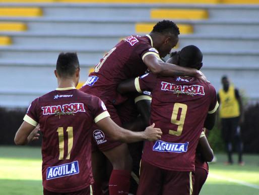 Tolima recibe al Pasto en la fecha 5 de la Liga.