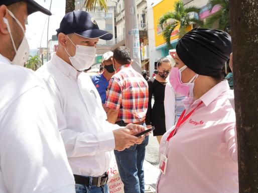 La Cámara de Comercio de Ibagué aplicará encuestas de percepción en la ciudad