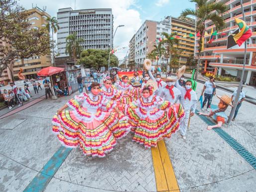Ibagué fue elegida como la Capital Americana de la Cultura 2022