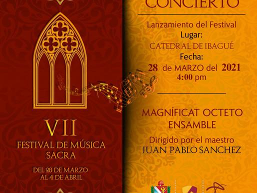 Prográmese para los conciertos de música Sacra en Semana Santa