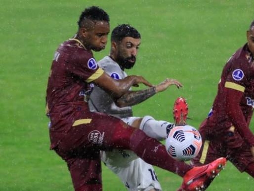Tolima, sin margen de error, visita a Talleres en la Copa Sudamericana