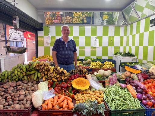 Se garantiza el abastecimiento en las plazas de mercado de Ibagué