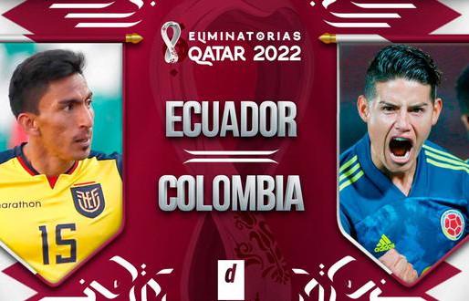 Colombia, a recomponer el camino ante un Ecuador golpeado por la COVID-19