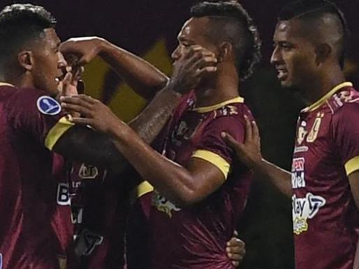 Tolima, al borde de la eliminación, buscará un triunfo en Sudamericana ante Emelec