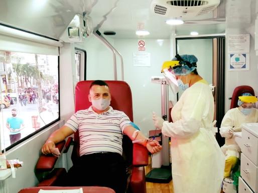 Se requieren donantes de sangre en el Hospital Federico Lleras Acosta