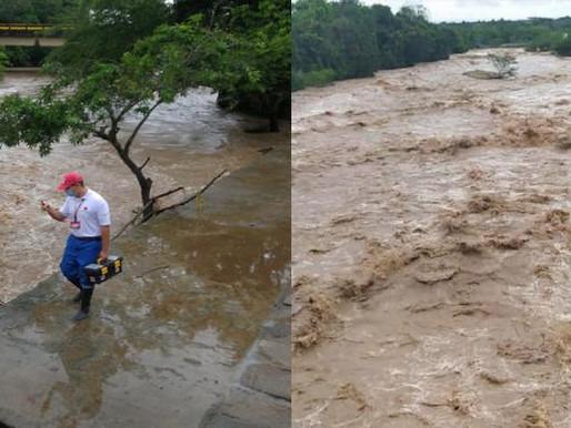Joven murió arrastrado por fuerte creciente en quebrada del Tolima