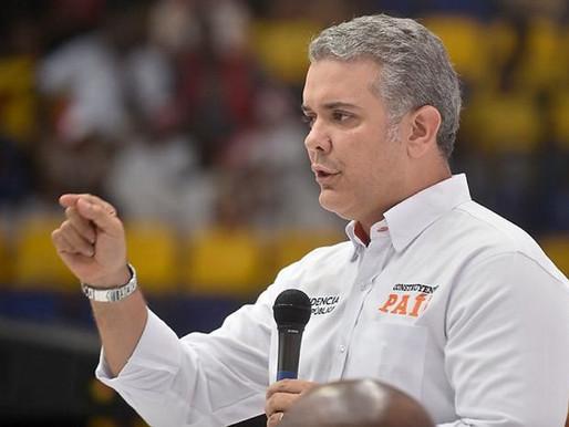 Presidente Duque lanza gran estrategia del Sena para formación y empleo de los jóvenes en Colombia