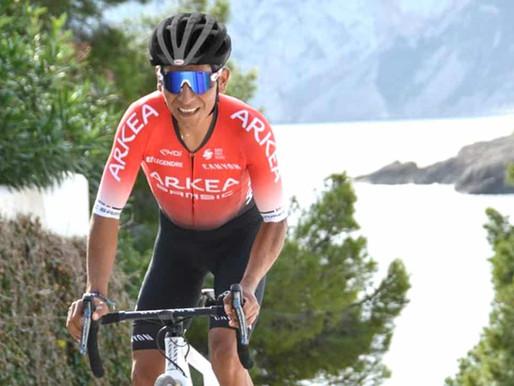 Nairo Quintana estará en el Tour de Francia con el Arkea-Samsic