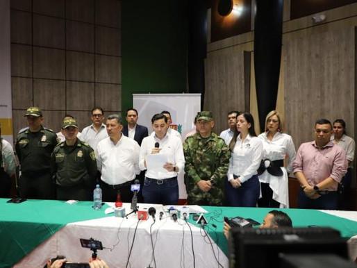 Ibagué declara calamidad pública y emergencia sanitaria por pandemia de coronavirus