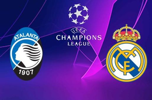 El Atalanta de Muriel y Zapata enfrenta al Real Madrid por Champions League