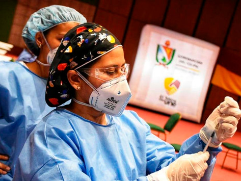 El Tolima avanza positivamente en el camino correcto para alcanzar la inmunidad de rebaño