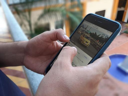 Ibagué será pionera a nivel nacional con la primera aplicación móvil gratuita de taxistas