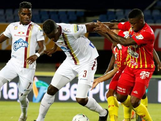 Tolima buscará en la tarde su paso a la final de la Copa Colombia