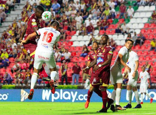 No se aplazará el partido entre Tolima y el América
