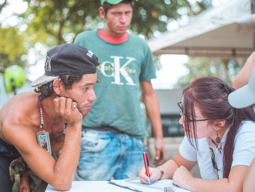 Más de 200 habitantes de calle recibieron atención integral