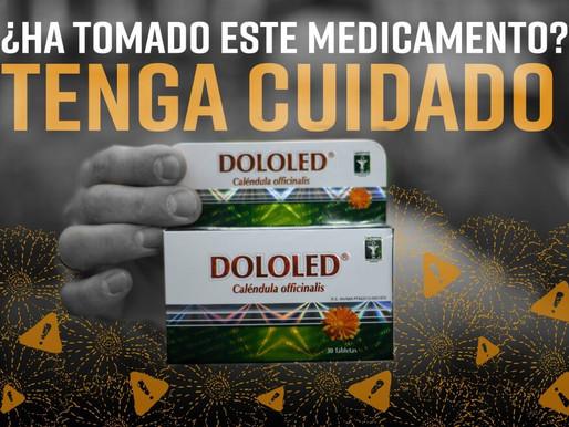 Pacientes y médicos reportan problemas por Dololed a través de redes sociales