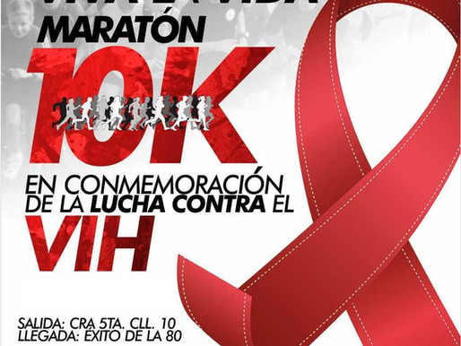 Prográmese este domingo para la asistir a la Maratón por la Vida