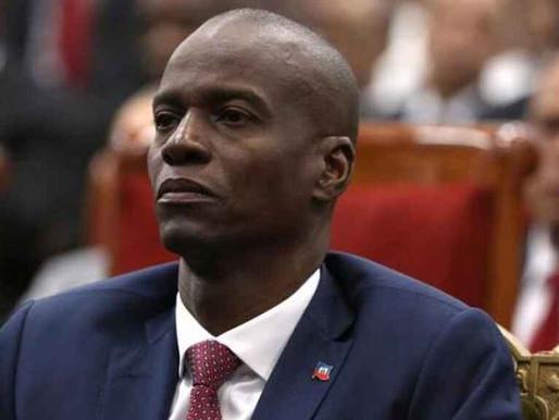 Hombres presuntamente implicados en el asesinato del presidente de Haití son colombianos.