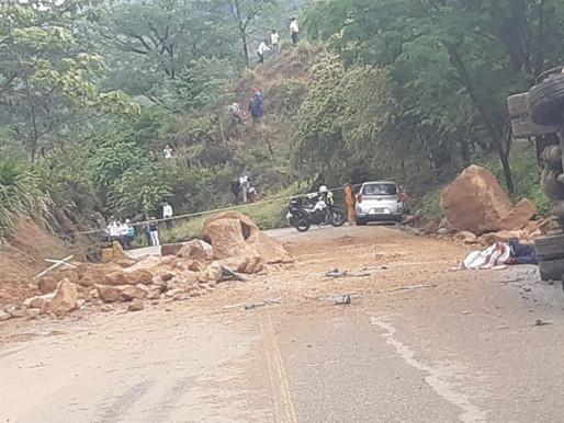 Accidente en el sur del Tolima deja una persona fallecida y 16 heridas